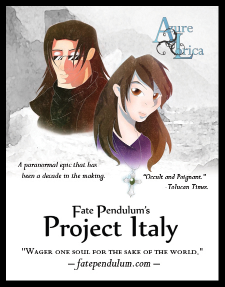 Project Italy Promo 2014